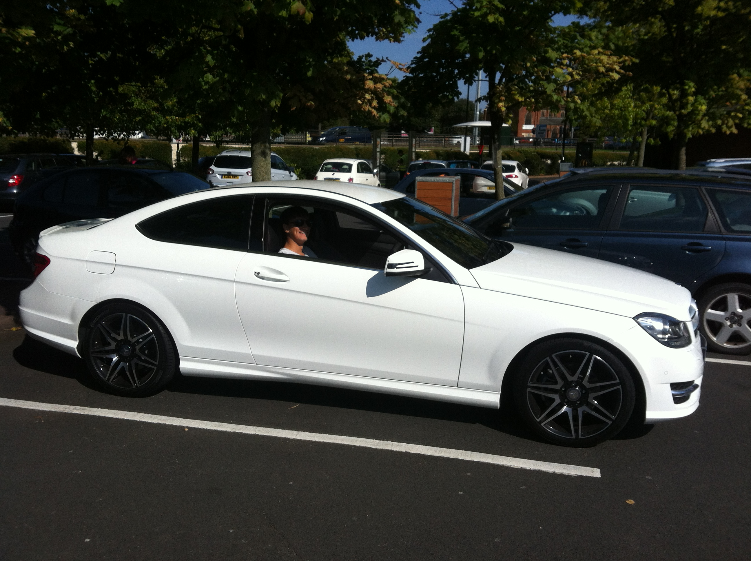 New Car Mercedes C250 Coupe Dmb Online